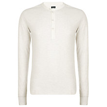 Buy Grayers Todd Long Sleeve Henley Top Online at johnlewis.com