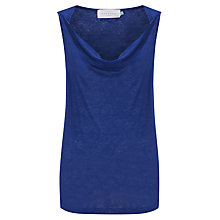 Buy Collection WEEKEND by John Lewis Linen Cowl Neck Vest Top Online at johnlewis.com