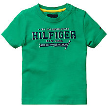 Buy Tommy Hilfiger Boys' Dean T-Shirt Online at johnlewis.com