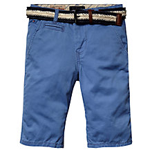 Buy Tommy Hilfiger Rock Chino Shorts, Blue Online at johnlewis.com