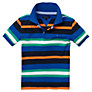Tommy Hilfiger Boys' Waterfront Striped Polo Shirt, Multi