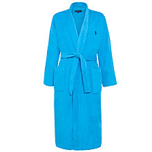 Buy Polo Ralph Lauren Towelling Robe Online at johnlewis.com
