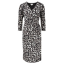 Buy CC Petite Aztec Print Jersey Dress, Multi Online at johnlewis.com