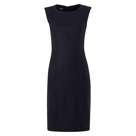 Buy Hobbs Elysia Dress, Navy Online at johnlewis.com