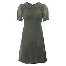 Buy NW3 Lucky Charm Printed Dress, Pine Multi Online at johnlewis.com