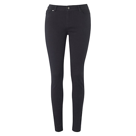 Buy NW3 Skinny Jeans, Dark Pine Online at johnlewis.com