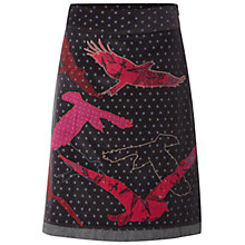 Buy White Stuff Home Skirt, Seal Grey Online at johnlewis.com