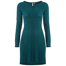 Buy White Stuff Kyla Dress, Green Online at johnlewis.com
