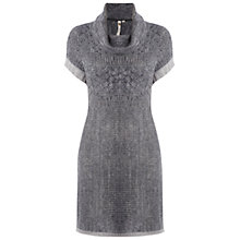 Buy White Stuff Clementine Dress, Husky Grey Online at johnlewis.com