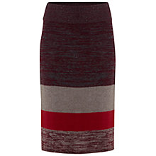 Buy White Stuff In the Mix Skirt, Scandi Red Online at johnlewis.com
