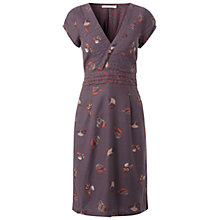 Buy White Stuff Seraphic Dress, Seal Grey Online at johnlewis.com