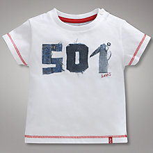 Buy Levi's 501 Carlo T-Shirt Online at johnlewis.com