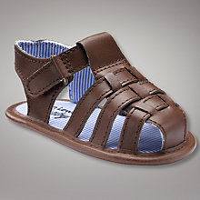 Buy John Lewis Baby Gladiator Sandals Online at johnlewis.com