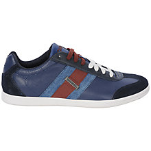 Buy Diesel Lounge Leather Trainers Online at johnlewis.com