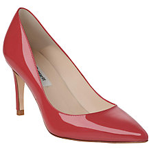 Buy L.K. Bennett Florete Chisel Toe Court Shoes Online at johnlewis.com