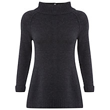 Buy White Stuff Elipse Jumper, Seal Grey Online at johnlewis.com