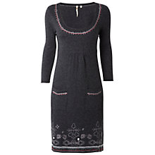 Buy White Stuff Northern Lights Dress, Seal Grey Online at johnlewis.com