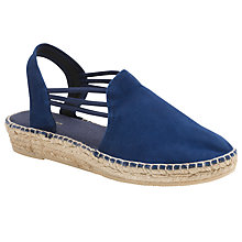 Buy John Lewis Nuria Slip On Suede Espadrille Sandals Online at johnlewis.com