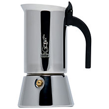 Buy Bialetti Venus Induction Stove-top Coffee Maker Online at johnlewis.com
