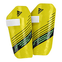 Buy Adidas F50 Shin Guards, Yellow Online at johnlewis.com