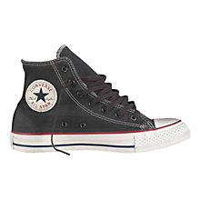 Buy Converse Chuck Taylor Hi-Top Well Worn Trainers Online at johnlewis.com