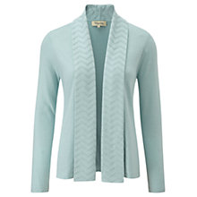 Buy Viyella Zig Zag Cardigan, Eau de Nil Online at johnlewis.com