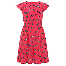 Buy Loved & Found Bird Dress, Pink Online at johnlewis.com