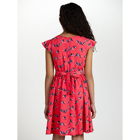 Buy Loved & Found Girls' Bird Dress, Pink Online at johnlewis.com