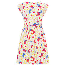 Buy Loved & Found Daisy Print Dress, Multi Online at johnlewis.com