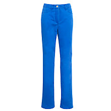Buy Gardeur Inga Straight Leg Jeans, Short Length Online at johnlewis.com