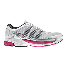 Buy Adidas Women's Questar Cushioned Running Shoes Online at johnlewis.com