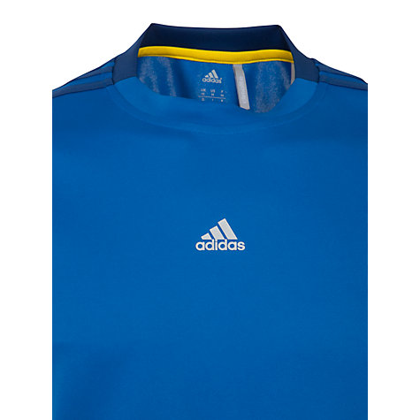 Buy Adidas Men's Essentials 3 Stripe Tank Top Online at johnlewis.com