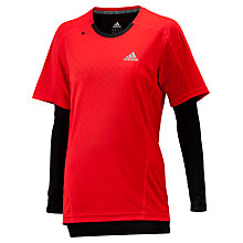 Buy Adidas Sequentials 2 in 1 Long Sleeve T-Shirt Online at johnlewis.com