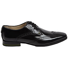 Buy Oliver Sweeney Wilks Leather Brogue Derby Shoes Online at johnlewis.com