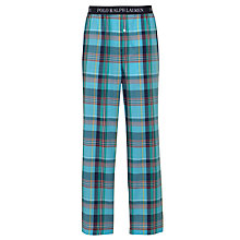 Buy Polo Ralph Lauren 50's Check Lounge Pants Online at johnlewis.com