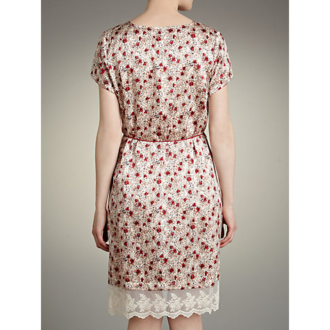 Buy Avoca Anthology 3 Graces Printed Dress, Multi Online at johnlewis.com