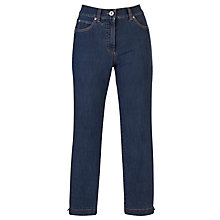 Buy Gerry Weber Cotton Stretch Denim Cropped Jeans, Mid Denim Online at johnlewis.com