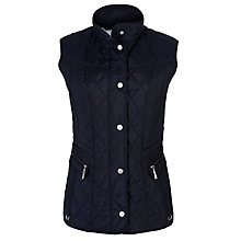 Buy Gerry Weber Quilted Gilet Online at johnlewis.com
