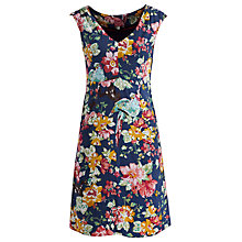 Buy Joules Darcie Floral Dress, Navy Sunbird Floral Online at johnlewis.com