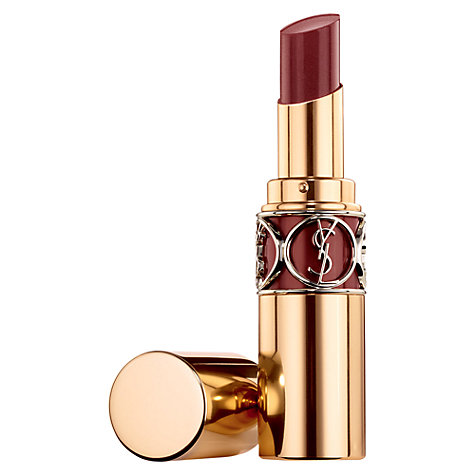 Buy Yves Saint Laurent Rouge Volupté Shine Lipstick Online at johnlewis.com