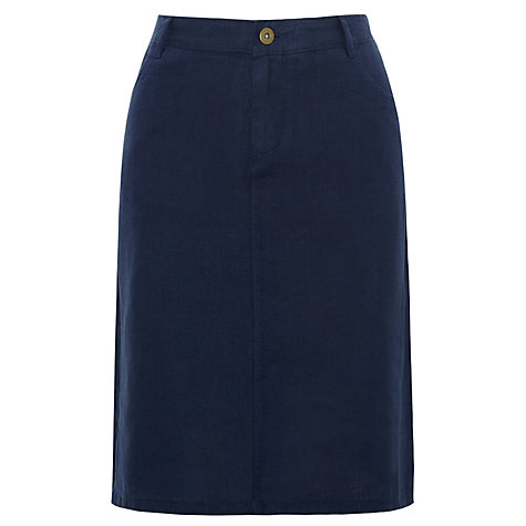 Buy John Lewis 5 Pocket Linen Skirt Online at johnlewis.com
