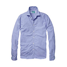 Buy Scotch & Soda Check Elbow Patch Shirt Online at johnlewis.com