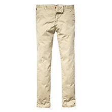 Buy Scotch & Soda Chinos, Natural Online at johnlewis.com