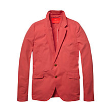 Buy Scotch & Soda Poplin Blazer Online at johnlewis.com