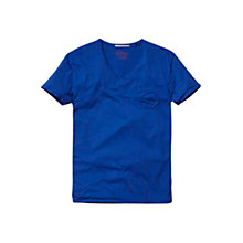 Buy Scotch & Soda V-Neck T-Shirt Online at johnlewis.com
