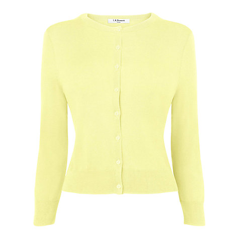 Buy L.K. Bennett Betty Classic Cardigan Online at johnlewis.com