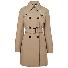 Buy L.K. Bennett Classic Trench Coat, Beige Online at johnlewis.com