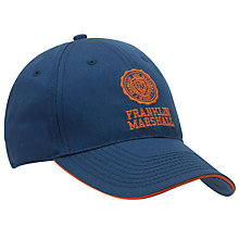 Buy Franklin & Marshal Stitch Logo Baseball Cap Online at johnlewis.com
