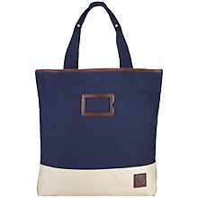 Buy Fred Perry Cotton Shopper Bag Online at johnlewis.com