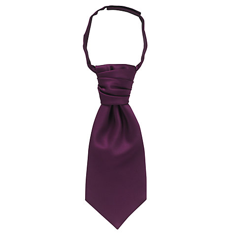 Buy John Lewis Boy Satin Cravat Online at johnlewis.com